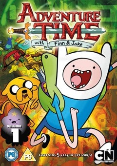Adventure Time: Season 1 - Volume 1 - 1