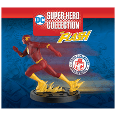 The Flash: DC Mega Figurine (online only) Hero Collector - 6