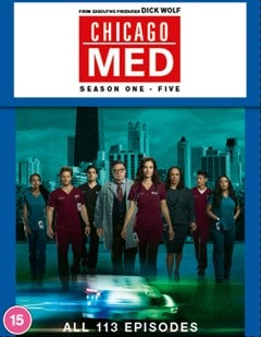 Chicago Med: Season One - Five - 1