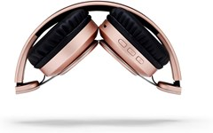 Mixx Audio JX1 Rose Gold On Ear Bluetooth Headphones - 3