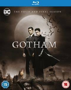 Gotham: The Fifth and Final Season - 1