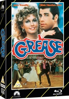 Grease - VHS Range - 2