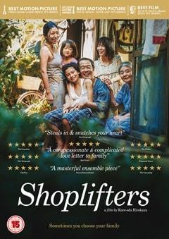 Shoplifters - 1