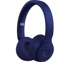 Beats By Dr Dre Solo Pro Wireless Dark Blue Headphones - 1