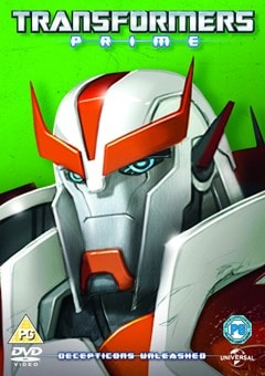 Transformers - Prime: Season One - Decepticons Unleashed - 1