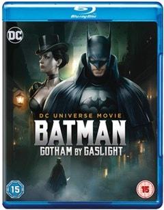 Batman: Gotham By Gaslight - 1