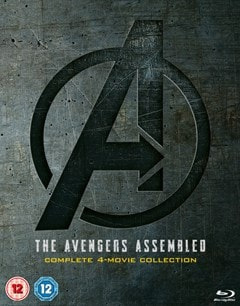 Avengers: 4-movie Collection - 1