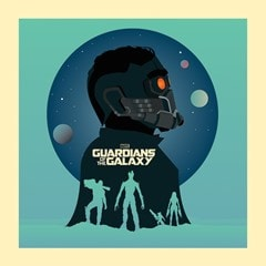 Guardians of the Galaxy: Silhouettes Canvas Print - 1