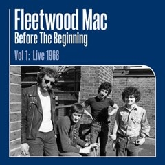 Before the Beginning: Live 1968 - Volume 1 - 1