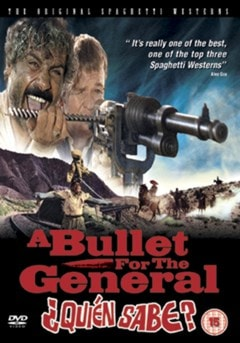 A Bullet for the General - 1