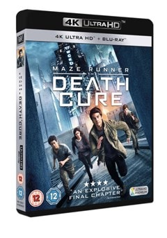 Maze Runner: The Death Cure - 2