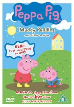 Peppa Pig: Muddy Puddles and Other Stories - 1