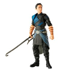 Wenwu: Shang-Chi And Legend Of The Ten Rings: Marvel Legends Series Action Figure - 5