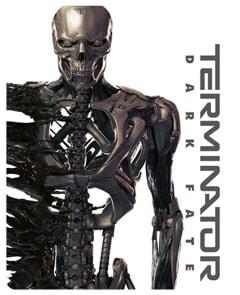 Terminator: Dark Fate (hmv Exclusive) 4K Ultra HD Steelbook - 1