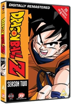 Dragon Ball Z: Season 2 - 1