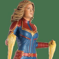 Captain Marvel: Marvel Mega Figurine (online only) Hero Collector - 3