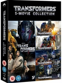 Transformers: 5-movie Collection - 2