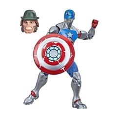 Civil Warrior: Contest Of Champions: Marvel Gamer Verse Action Figure - 4