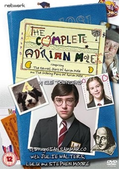 Adrian Mole: The Complete Series - 1