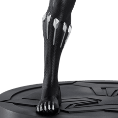 Black Panther: Marvel Mega Figurine: Hero Collector - 4