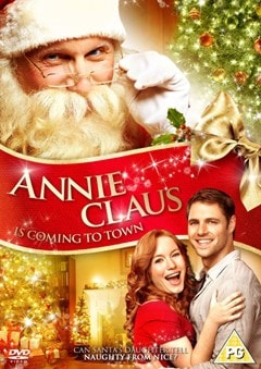 Annie Claus Is Coming to Town - 1