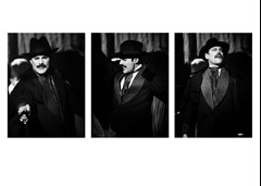 Freddie Mercury: Triptych Print (50x70cm) - 1