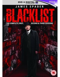 The Blacklist: The Complete First, Second & Third Seasons - 1