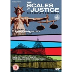 The Scales of Justice: The Complete Collection - 1