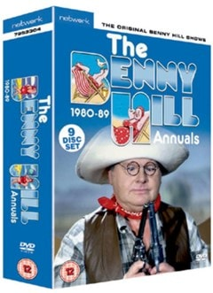 Benny Hill: The Benny Hill Annuals 1980-1989 - 1