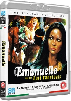 Emanuelle and the Last Cannibals - 2