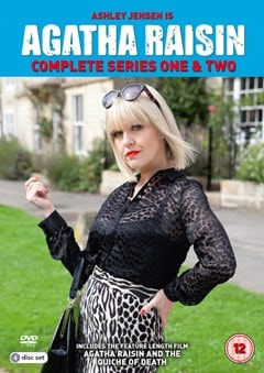Agatha Raisin: Complete Series One & Two - 1