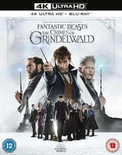 Fantastic Beasts: The Crimes of Grindelwald - 1