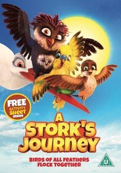 A Stork's Journey - 1