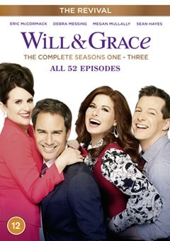 Will and Grace - The Revival: The Complete Seasons One-three - 1