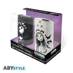 The Nightmare Before Christmas: Jack & Sally Salt & Pepper Shakers - 2
