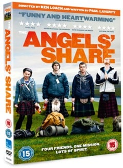 The Angels' Share - 1