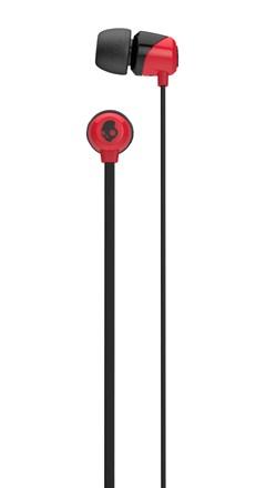 Skullcandy Jib Red/Black Earphones - 2