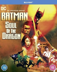 Batman: Soul of the Dragon - 1