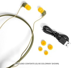 Skullcandy Inkd+ Black Bluetooth Earphones - 4