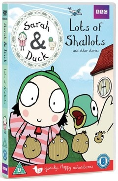 Sarah & Duck: Lots of Shallots and Other Stories - 2