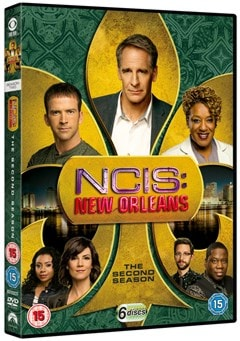 NCIS New Orleans: The Second Season - 2