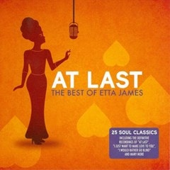 At Last: The Best of Etta James - 1
