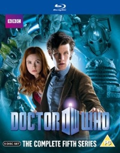 Doctor Who: The Complete Fifth Series - 1