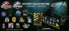 Jurassic Park: Mystery Pin Badges - 1