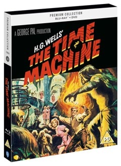 The Time Machine (hmv Exclusive) - The Premium Collection - 2