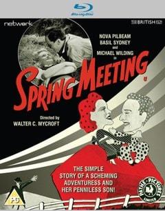Spring Meeting - 1