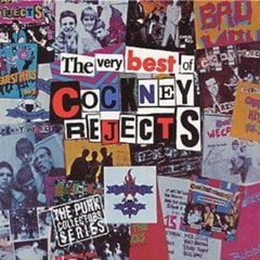 The Very Best Of Cockney Rejects: THE PUNK COLLECTORS SERIES - 1