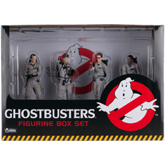 Ghostbusters 4 Figurine Set: Hero Collector - 6