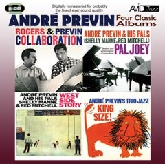 Four Classic Albums: West Side Story/Collaboration/King Size!/Pal Joey - 1
