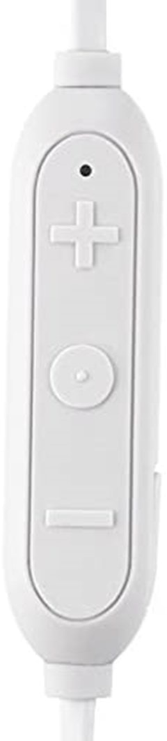 JVC HA-FX21BT White Bluetooth Sports Earphones - 2
